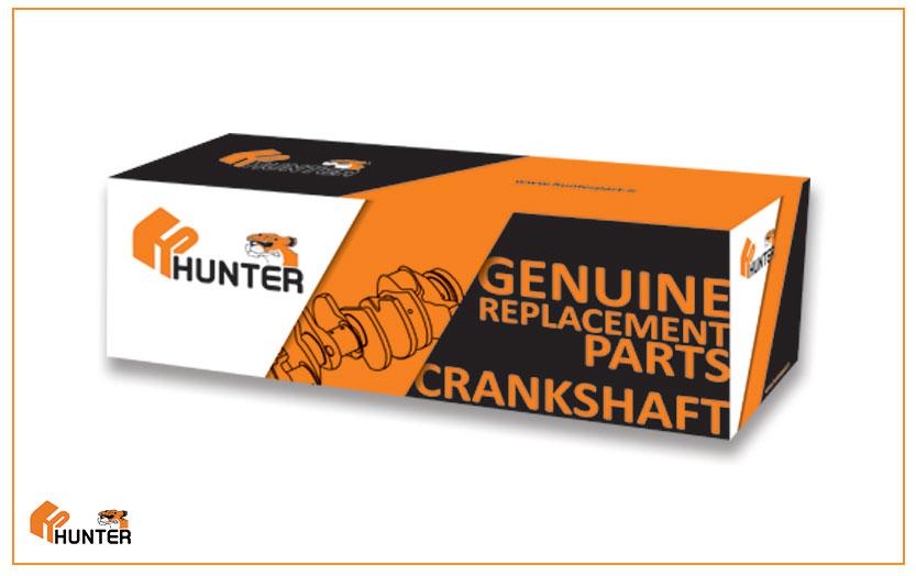 نمونه جعبه محصولات هانتر